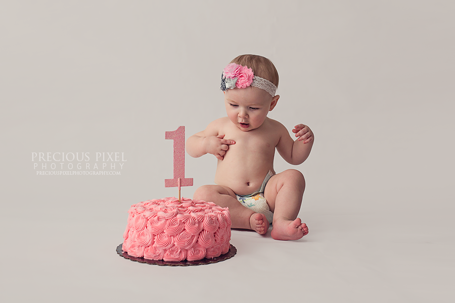 Precious Pixel Photography, Detroit Michigan photographer, baby pictures, Smash Cake, family photographer mi,  Rose Jesky, photography,baby, portrait studio, Down River, 3