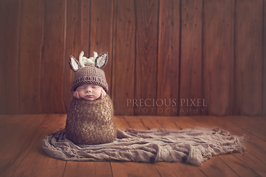 Newborn Photographer, Precious Pixel Photography, baby pic, Potato Sack Pose, rustic newborn photography, Rose Jesky