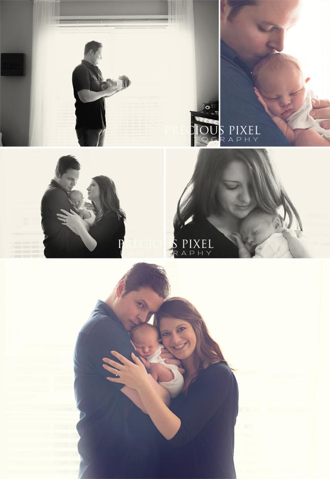 Newborn Photographer, Southeast MI, birmingham newborn photography, Precious Pixel Photography, baby photo,