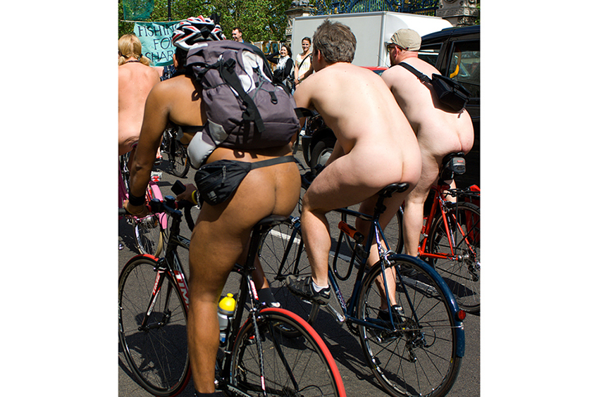 Richard Slater_PeopleinLondon_Naked Bike Ride.jpg
