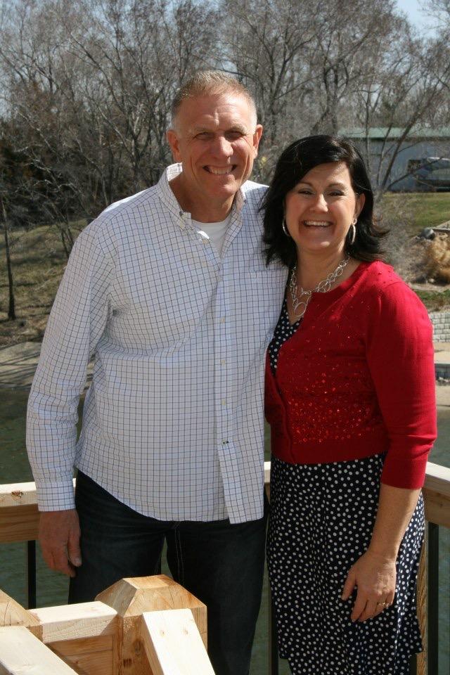 John and Tracy McCoy
