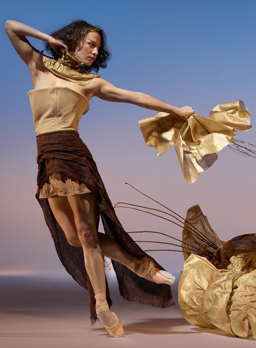 David DeSilva Photography. Terez Dean, Smuin Ballet.