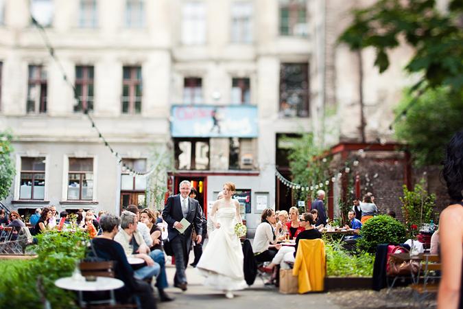 Berlin | Hochzeit in Clärchens Ballhaus