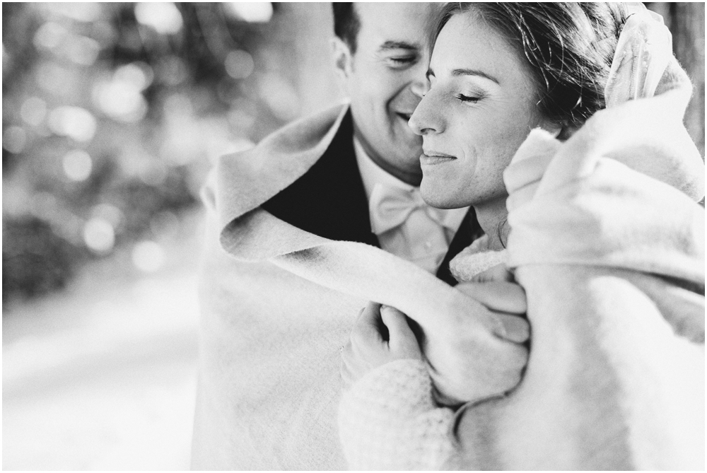 Brautpaar im Glück