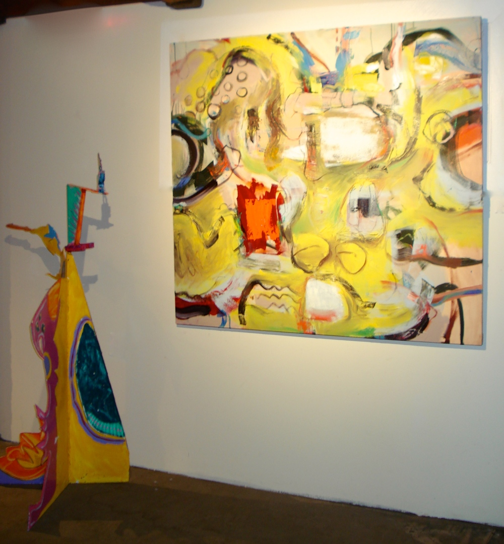 Contest  on exhibit at Reading Art Works October, 2014