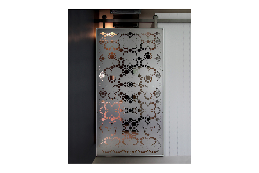 Aluminum screen sliding door fiyel levent atelier for Aluminum sliding screen door