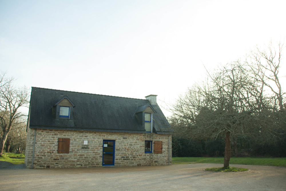the Séhédic shop in Fouesnant