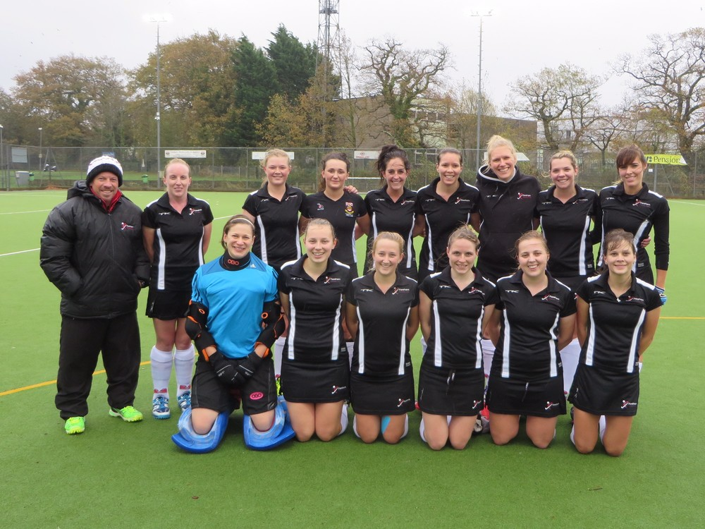 Back Row: S.Lemon (Coach), H Oldham, S Edwards, K Mayer, E Jones,                         T Henderson, J.Madeley, H Wood, H Nicholls Front Row: E Stachow, H Masson, H Podd (Captain), V Field, E Masson, A Appleford