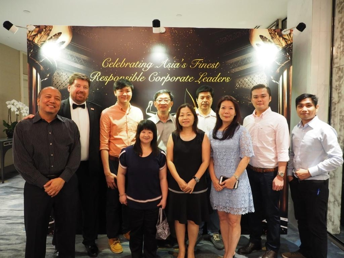 Ideal Systems Singapore Team