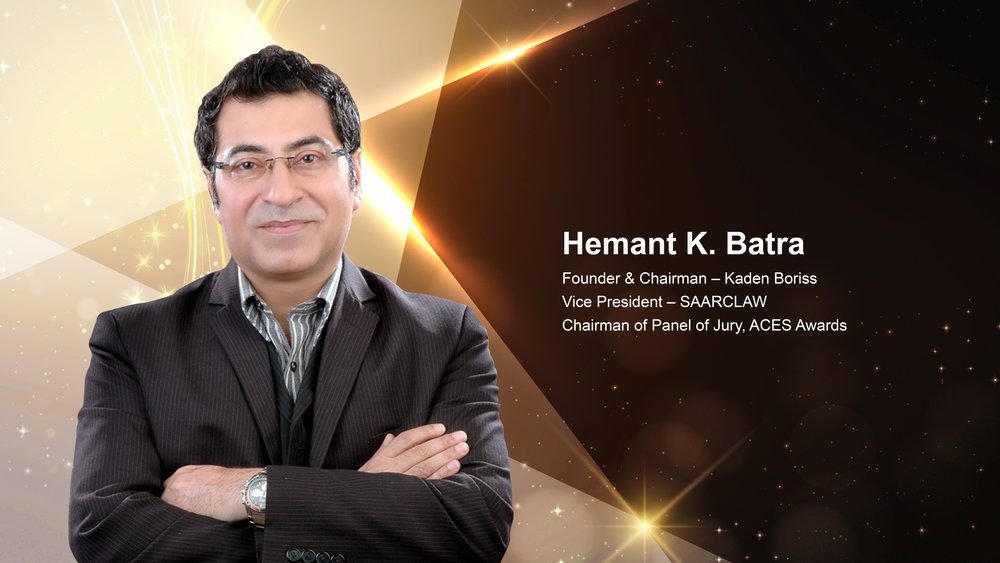 Hemant K. Batra a recipient of the prestigious Mahatma Gandhi Seva Medal, is an International Corporate, Business & Strategist Commercial Lawyer with more than 22 years of diverse experience; his practice is concentrated across the globe. He is a connoisseur of international Business Law, Cross Border Investment Policy & Procedures, Commercial and Transactional Law, and Corporate Law. He also has expertise in the matters pertaining to Anti-Corruption/Anti-Bribery compliances and enforcement in context of FCPA and related provisions in India and Legal Auditing.  He has advised large multinational corporations including amongst other Bayer AG, Suzuki, LG, Philip Morris (JV), Coca Cola, Accor, Findel, AMEX, Western Union, ABB, Knight Frank, etc. He has worked closely with various former Chief Justices of India and elsewhere as well as Senior Counsels, Political Spokespersons and Members of Parliament.  Apart from being a lawyer, Hemant is also a socio-political activist and is fond of writing. On several occasions, he has been interviewed and covered by leading TV channels, periodicals, news-papers and magazines such as CNBC, India Today, Outlook, Business Standard, Hindustan Times, The HT Mint, The Tribune, The Financial Express, The Pioneer, etc. for his literary contributions.