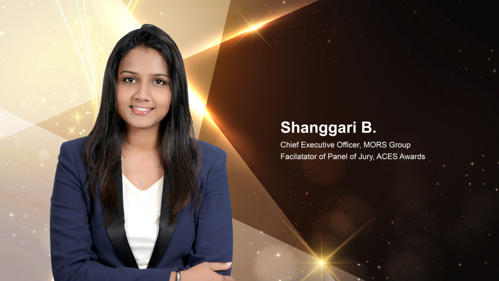Shanggari brings with herself over 10 years of experience in the Asian business market with extensive know how in market development, branding, and program management. Under her leadership, she has positioned MORS Group as a high brand value organization dedicated in delivering premier services to stakeholders; resulting in greater partnering, collaboration and innovation attuned to market demand.  Prior to joining MORS Group, she held a senior role in a non-governmental organization promoting entrepreneurship development across the Asian region. Throughout her career, Shanggari has met and built working relationships with over 600 CEOs, heads of state, and investors across the globe.  Shanggari holds profound the vision and mission of MORS Group and has been instrumental in directing the organization towards achieving its deepest hope; building a sustainable Asia. Her leadership capabilities in engaging top management ensure all stakeholder expectations are met. Shanggari has earned a masters degree in management information systems from Coventry University, and currently resides in Kuala Lumpur.