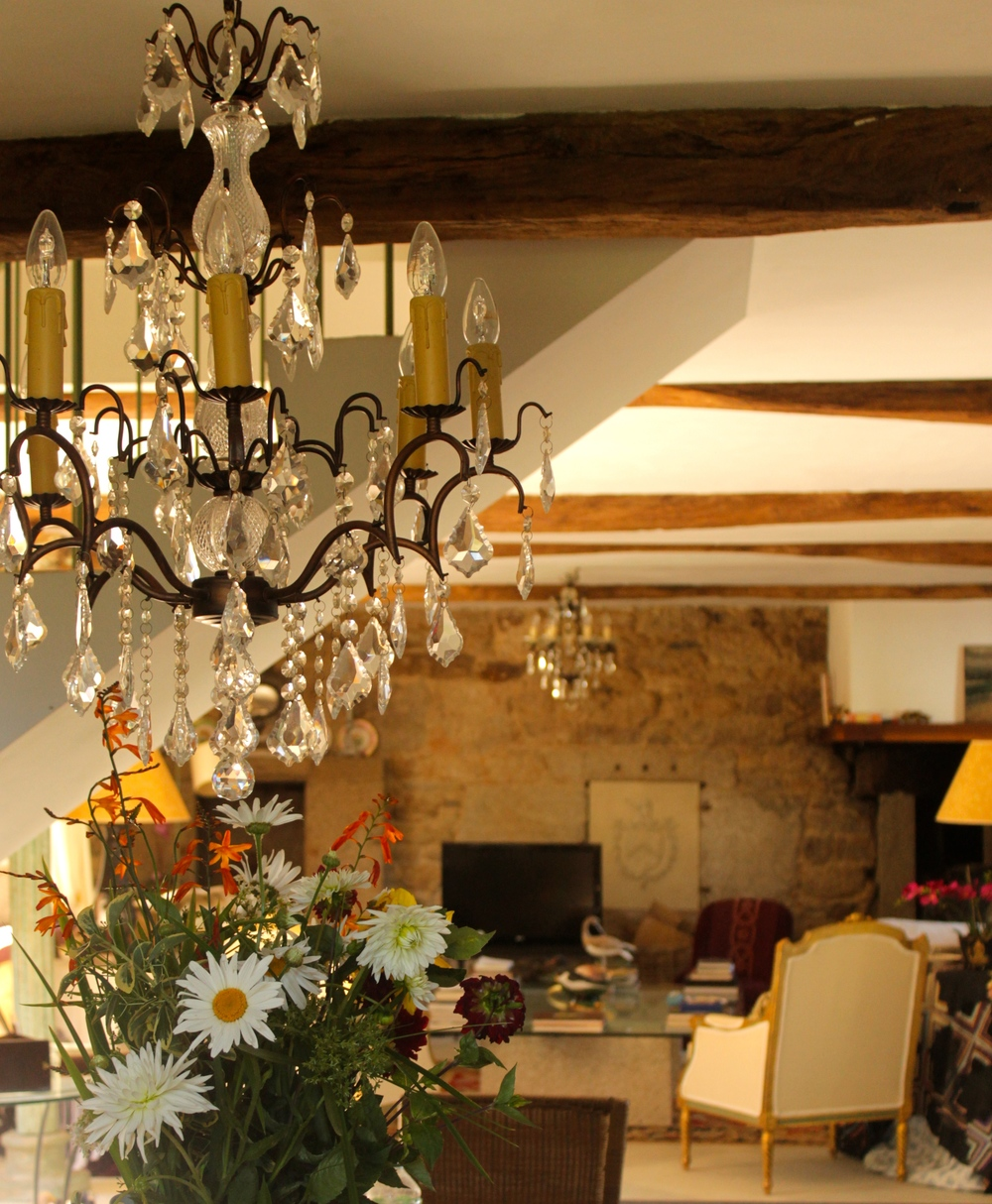 The beautiful house in Lobeiros   When you think of Spain and Spanish food, what comes immediately to mind? For me it's Barcelona, Madrid, paella and boquerones. Few think of northern Spain; Galicia and its lush landscape, Celtic heritage and seafood menus.