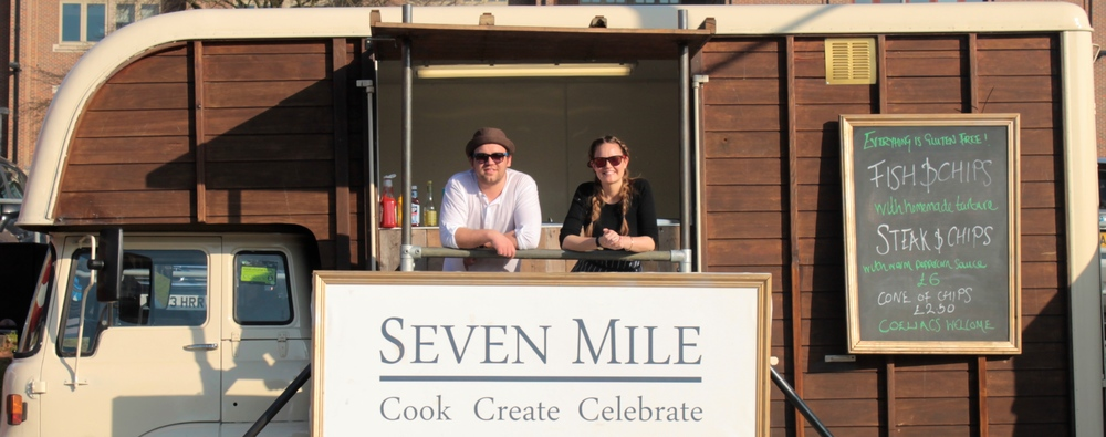 Seven Mile - Food Truck - Bodhi, Jake and Janine