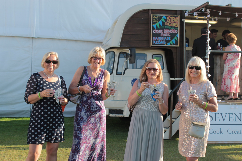 Seven Mile Blog || Food Truck || Henley Festival 2015