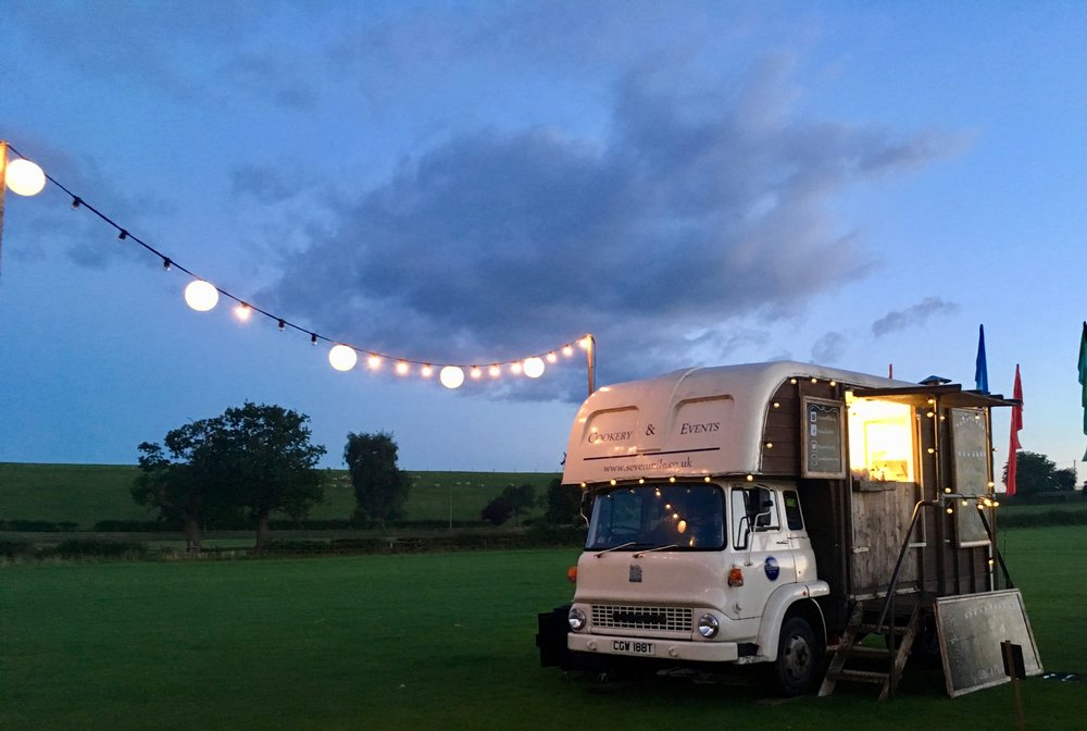 Food Truck   Meet Bodhi, our lovingly restored horsebox.