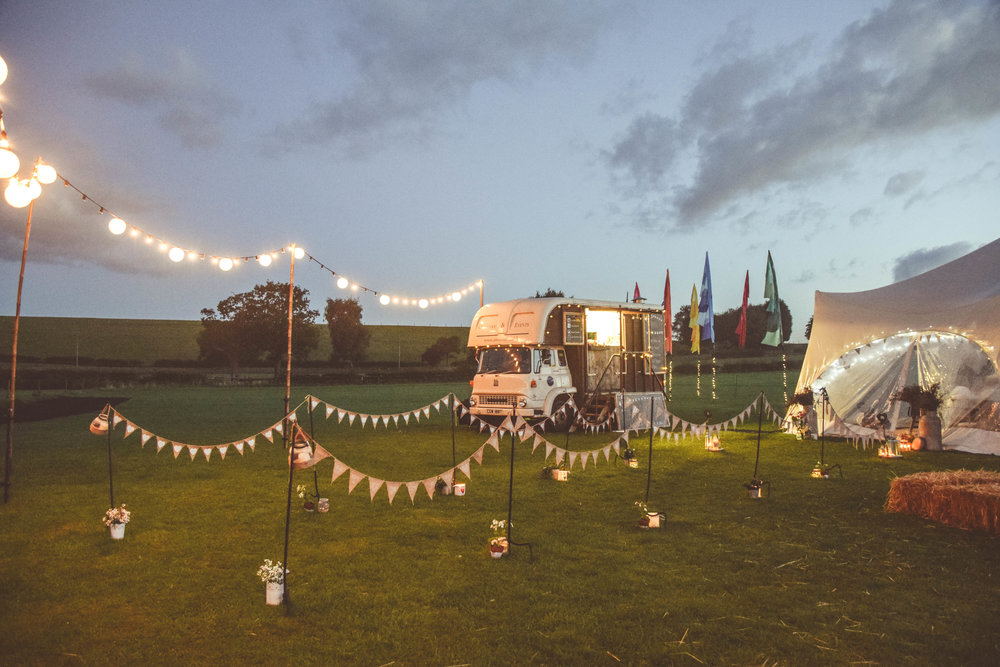 How to Create the Perfect Festival Wedding - a guest post from our