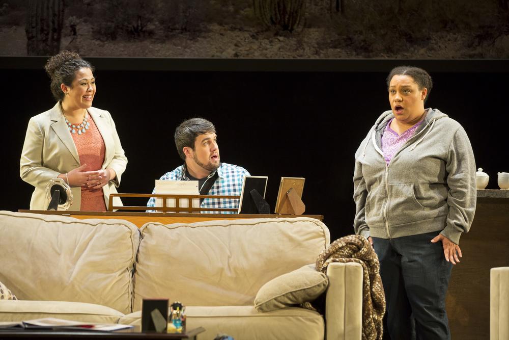Kerriann Otaño, Patrick O'Halloran, Deborah Nansteel