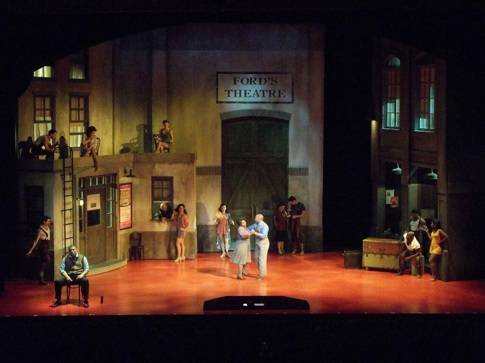 Act II Opening