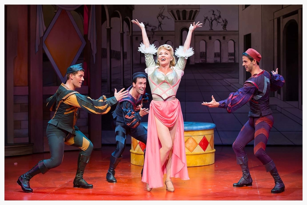 Kiss Me, Kate  The Shakespeare Theatre Company