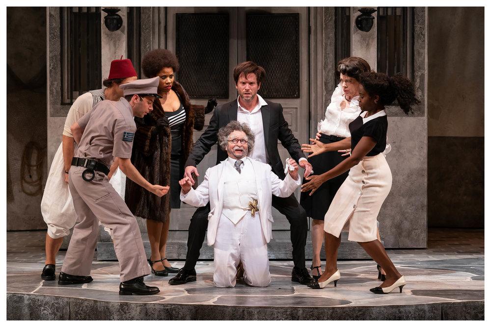 The Comedy of Errors The  Shakespeare Theatre Company