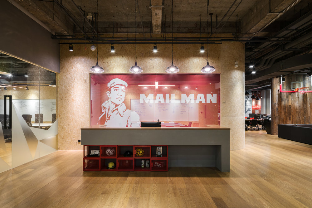 Mailman Group / hcreates