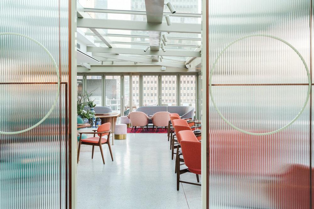 Highline / Red Design