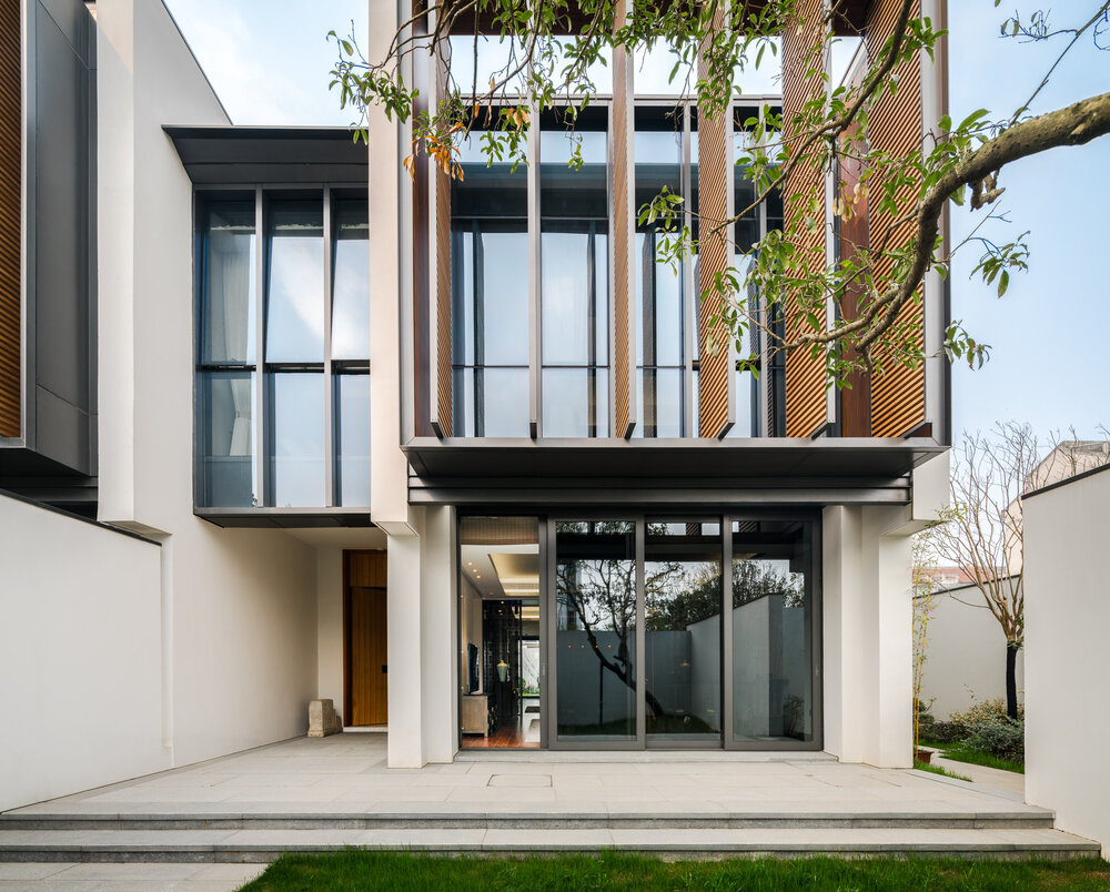 Jinghope Villas / SCDA Architects