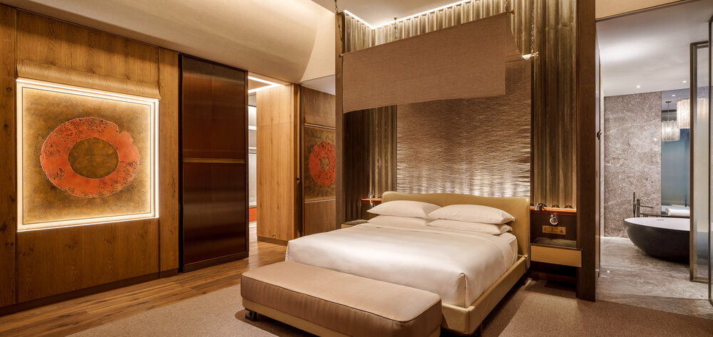 Grand Hyatt Xi'An / LTW Designworks
