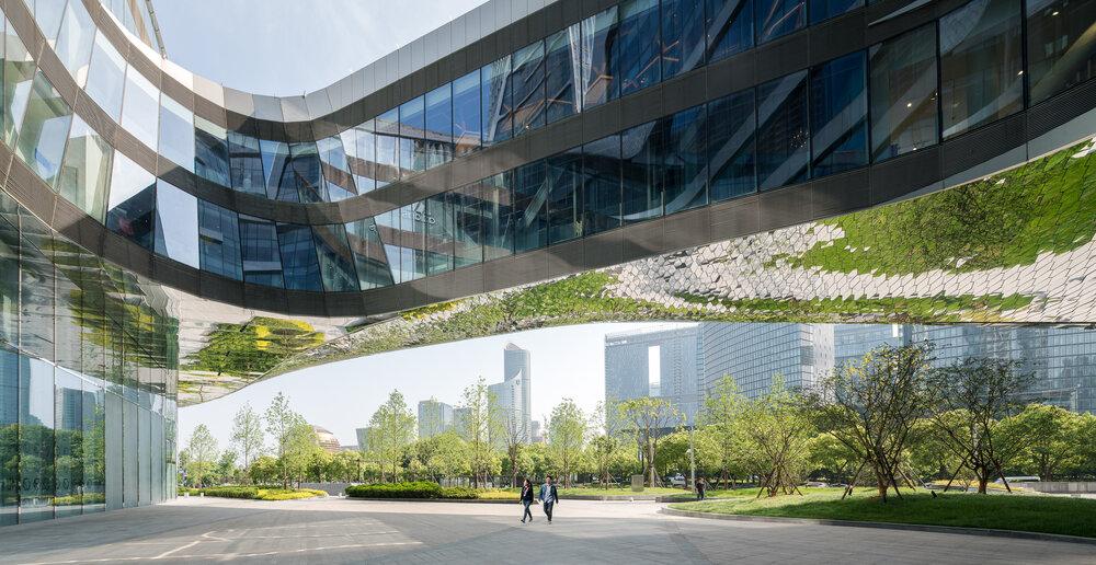 Raffles City Hangzhou / UNStudio