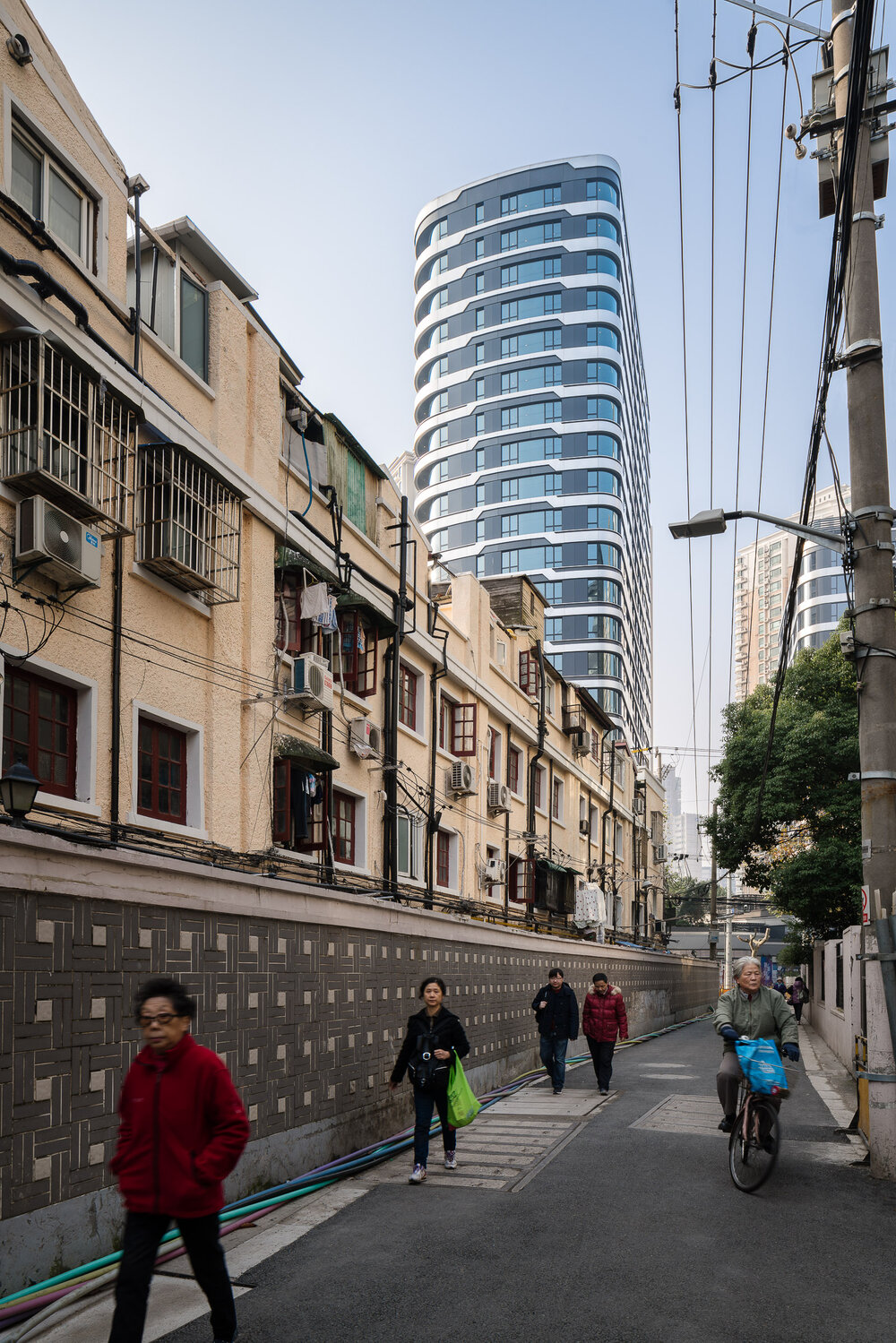 Financial Street (Jing An) Centre / UNStudio