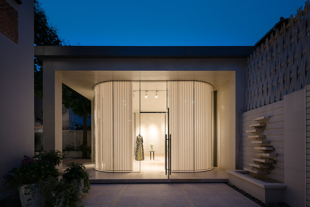House of Grace Chen / Kokaistudios