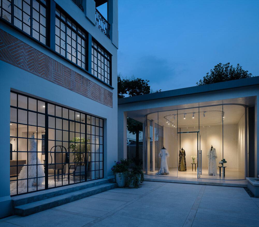 House of Grace Chen / Kokaistudios