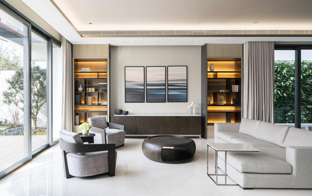 Jinghope Villas / SCDA Architects