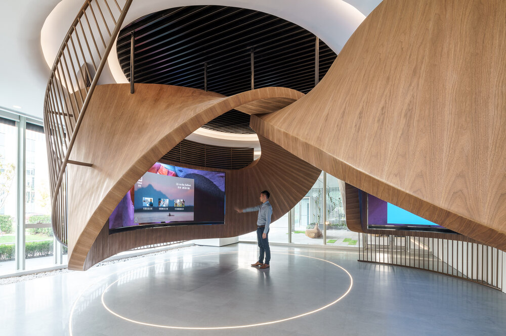 Abbott Customer Experience Center / M Moser