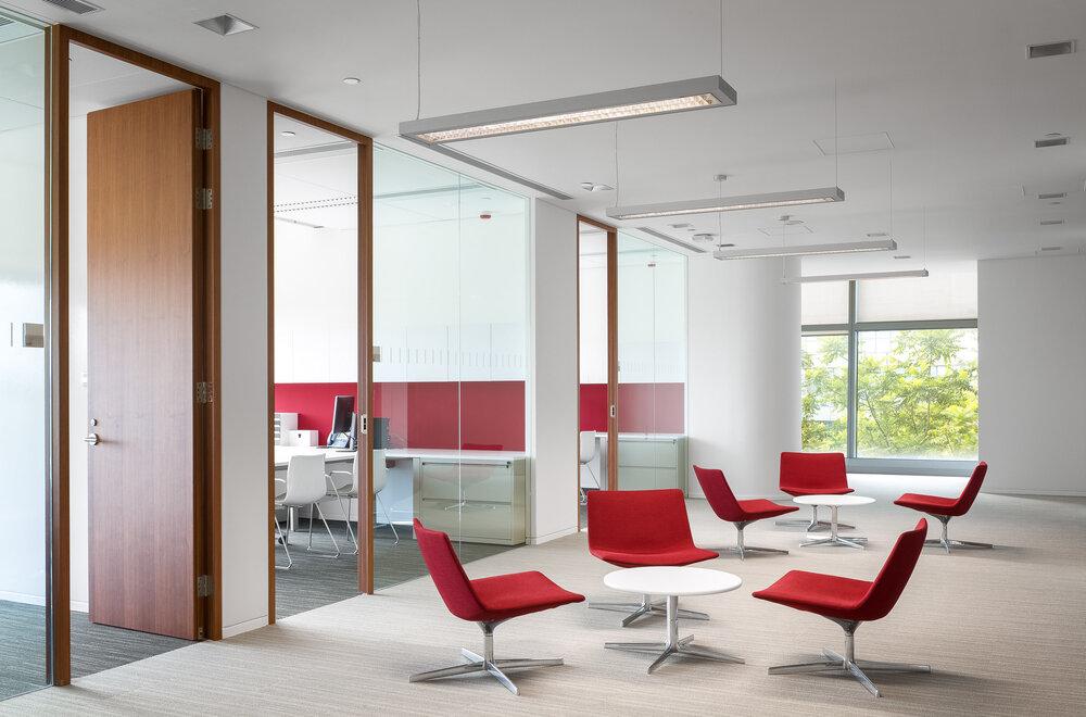 University of Chicago Hong Kong / Robarts Spaces
