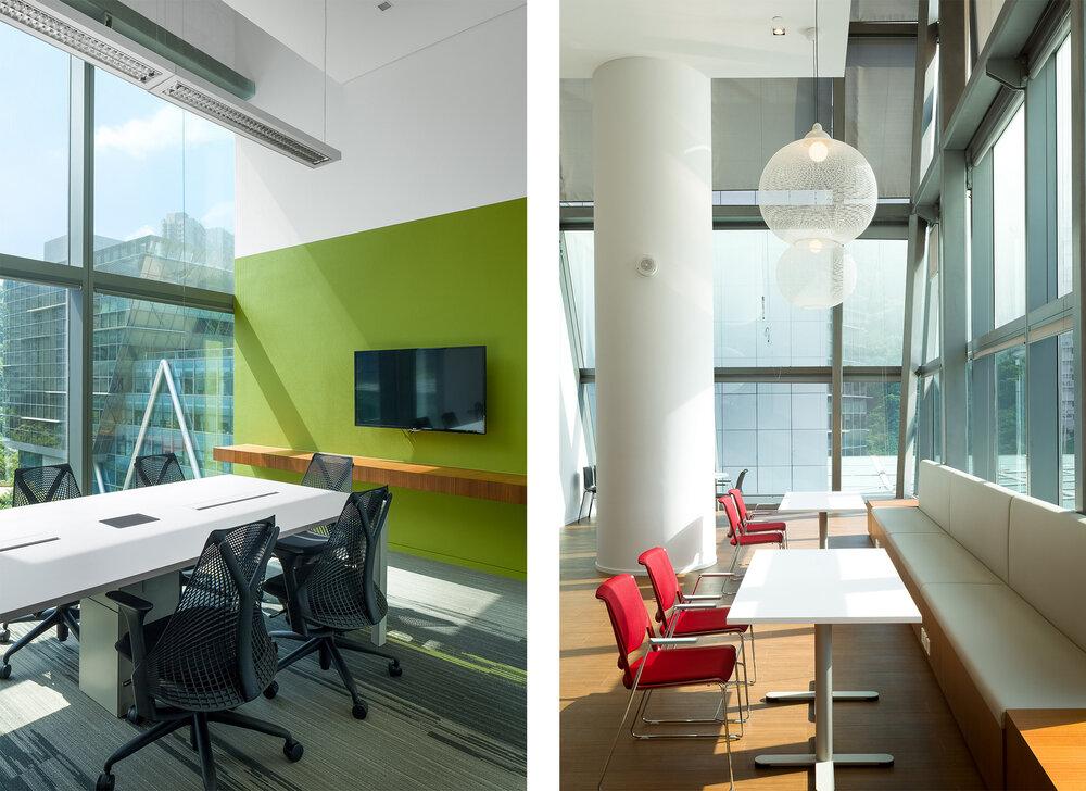 University of Chicago, Hong Kong / Robarts Spaces