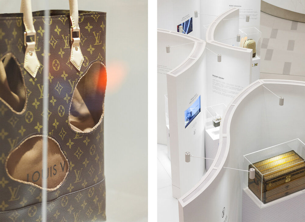 Louis Vuitton Monogram Exhibition