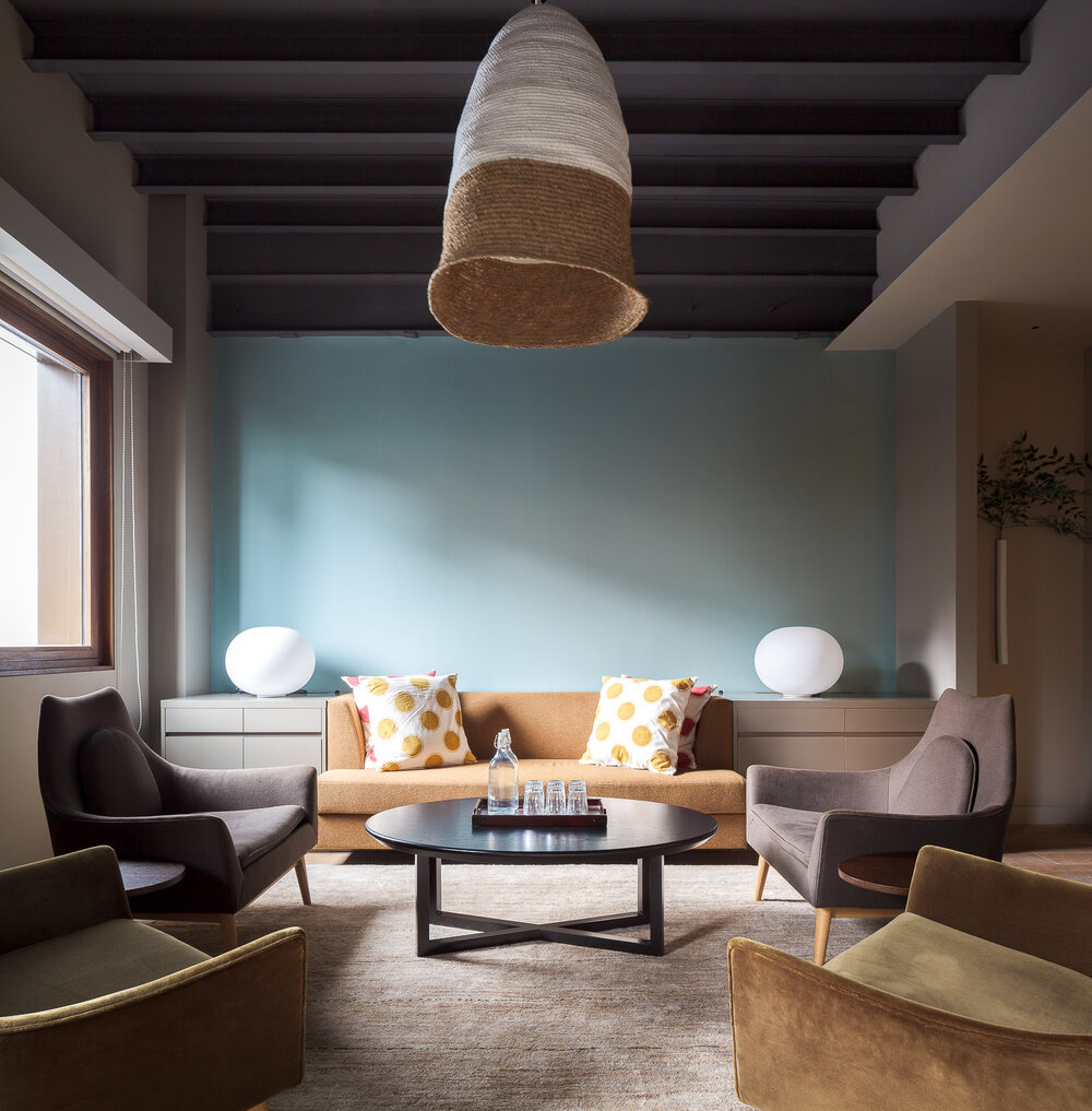 The Living Room by Octave / TsAO & McKOWN