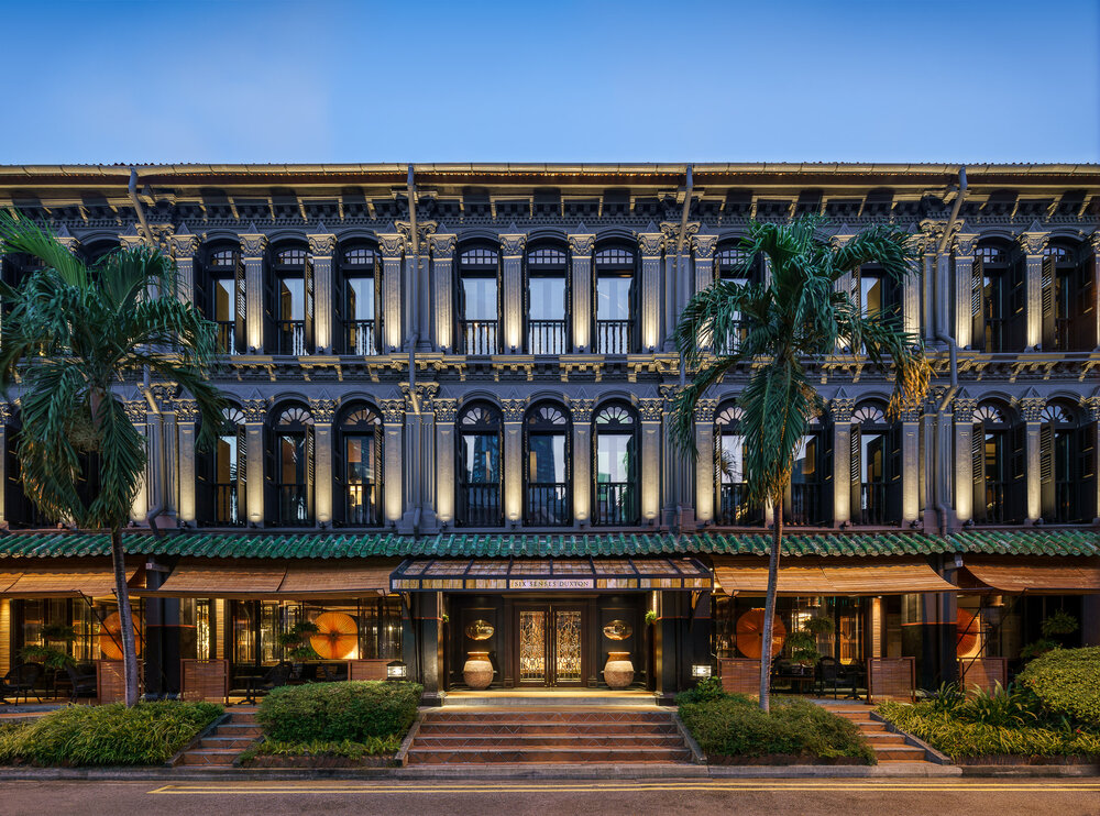 Boutique City Hotel in Singapore