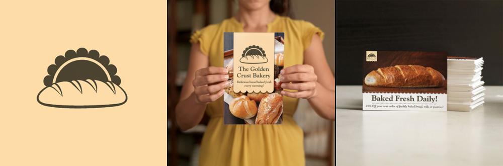 Industry: Organic Bakery, Designed by Jon Decelles