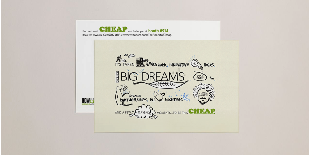 Bag Insert |Designers: Amy Kunberger, Dave Caron, Copywriter: Jen Gibson