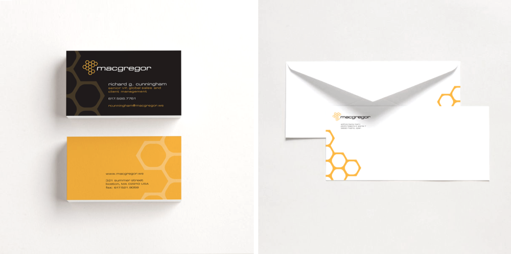Sample Corporate Stationery