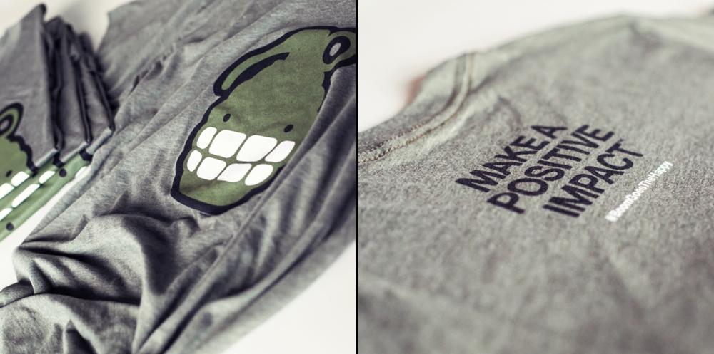 Original HappyBomb T-shirt