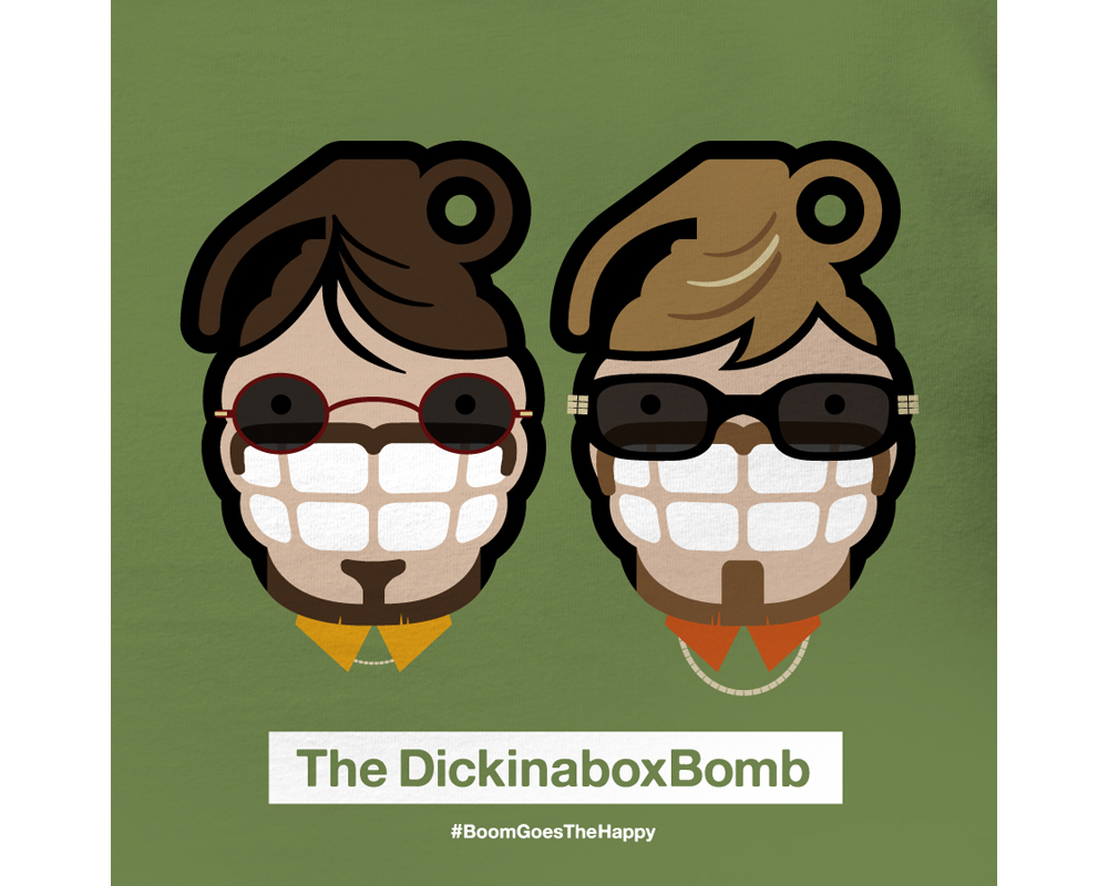 Day 22: The DickinaboxBomb