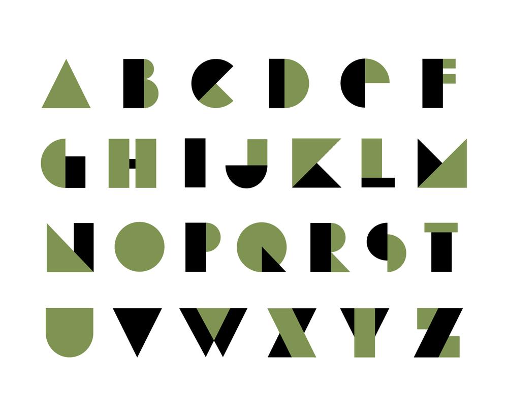 "HappyBombs ""HappyFace"" Typeface"