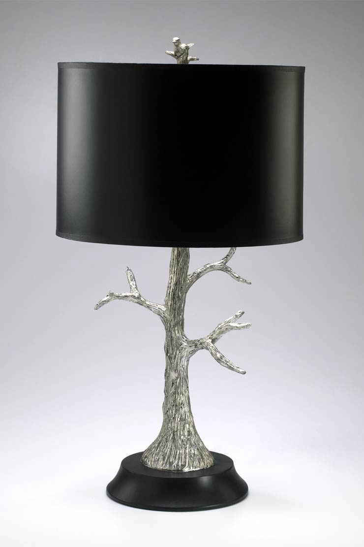 Natural and Composite Lamps by Cyan Design (shown above is the 'Silver Tree Lamp')   Is this eye-catching or what? Cyan Design's unique lamps are both decorative and functional. This lamp will definitely be a conversation starter! In addition to lamps, Cyan Design also offers a large variety of other home accessories and furniture.