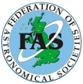Member of the federation of Astronomical Societies