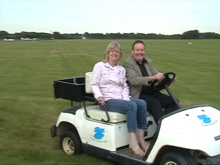 Buggy Gliding Evening(Wycombe Astronomical Society Members)