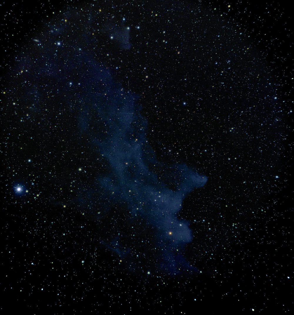 Witch Head Nebula (IC 2118)