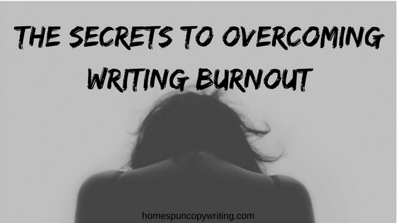 Overcoming-writing-burnout